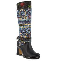 L'Artiste by Spring Step Natalia Women's Knee High Boots