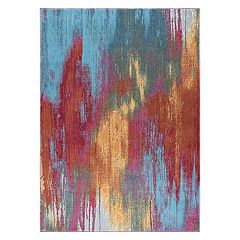 KHL Rugs Aria Vallejo Abstract Rug