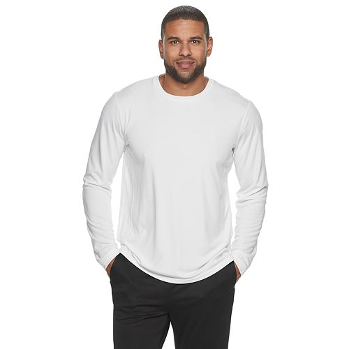 Men's Tek Gear® DryTek Solid Long Sleeve Tee