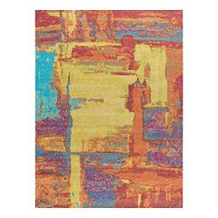 KHL Rugs Dynasty Fontana Abstract Rug