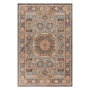 KHL Rugs Fairview Phillip Framed Medallion Rug