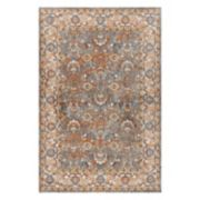 KHL Rugs Fairview Frances Framed Floral Rug
