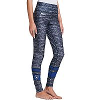 Women's Concepts Sport Milwaukee Brewers Concourse Leggings