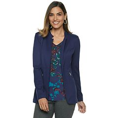 Women's Dana Buchman Notch Collar Blazer