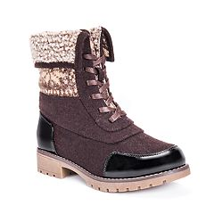 MUK LUKS Jandon Women's Water Resistant Winter Boots