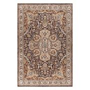 KHL Rugs Fairview Finley Framed Floral Rug