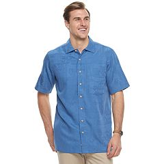 Men's Batik Bay Classic-Fit Jacquard Button-Down Shirt