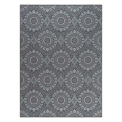 KHL Rugs Majesty Chesterfield Medallion Rug