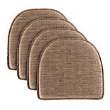 Food Network? Kahuna Multi-Stripe Chair Pad 4-pack