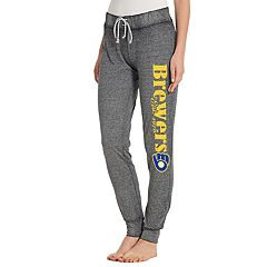 Women's Concepts Sport Milwaukee Brewers Deed Lounge Pants