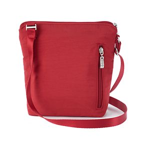 Women's Baggallini Pocket Crossbody with RFID Blocking Pouch