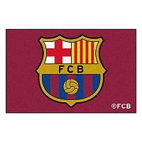 FANMATS FC Barcelona Starter Door Mat