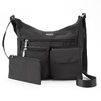Women's Baggallini Everywhere Bag with RFID Blocking Pouch