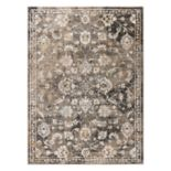 KHL Rugs Peyton Claire Framed Floral Rug