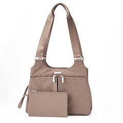 Women's Baggallini Satchel Bag with RFID Blocking Pouch