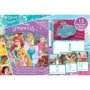 Disney Princess My First Look And Find & Giant Write And Erase Activity Cards by PI Kids