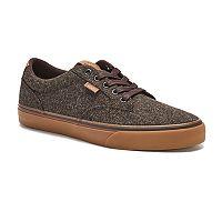Vans Winston DX Men's Textile Skate Shoes