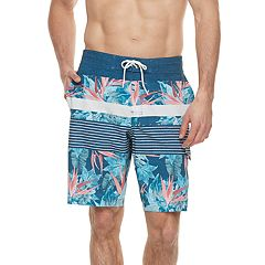 Big & Tall SONOMA Goods for Life™ Crystal River Swim Trunks