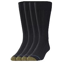 Men's GOLDTOE 3-pack + 1 Bonus Hampton Dress Socks