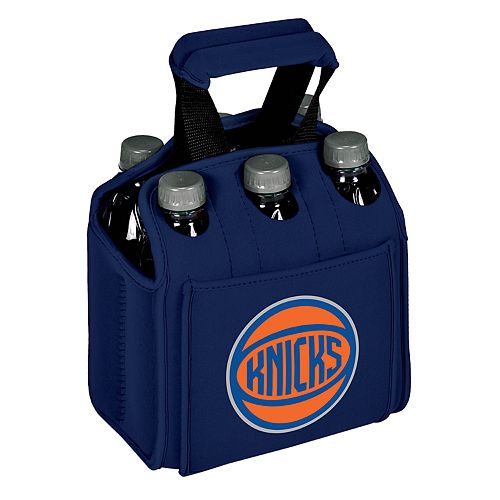 Picnic Time New York Knicks Six Pack Insulated Beverage Carrier