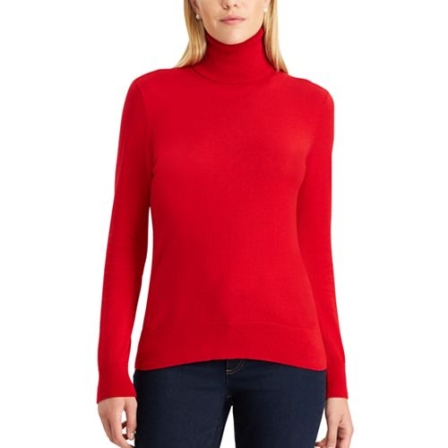 Women's Chaps Turtleneck Sweater