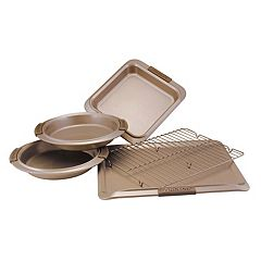 Anolon Advanced Bronze 5-pc. Nonstick Bakeware Set