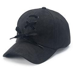 Mudd® Shoelace Baseball Cap