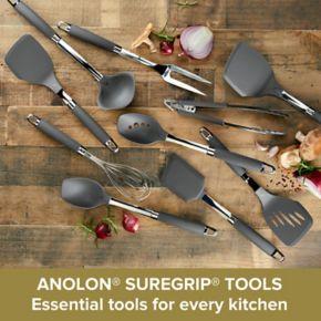 Anolon SureGrip 6-pc. Nonstick Utensil Set