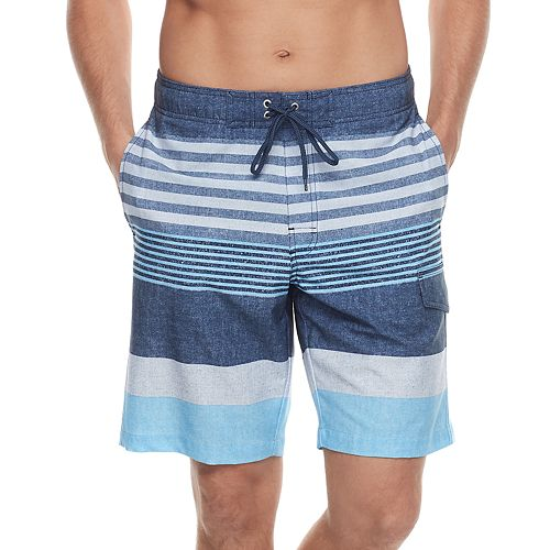 9d828bcc8b208 Men's SONOMA Goods for Life™ Flexwear Swim Trunks