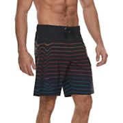 Men's SONOMA Goods for Life™ Patterned Cargo Swim Trunks