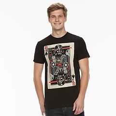 Men's Star Wars Darth Vader Card Tee