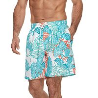 Men's Croft & Barrow® Into the Woods Swim Trunks