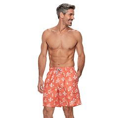 Men's Croft & Barrow® South Pacific Swim Trunks
