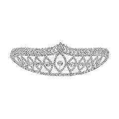 Crystal Avenue Tiara Headband