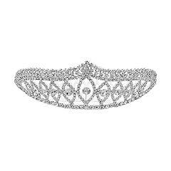 Crystal Avenue Tiara Headband