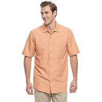 Men's Batik Bay Classic-Fit Dobby Tonal Button-Down Shirt