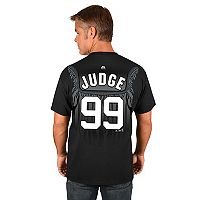 Men's Majestic New York Yankees Aaron Judge Robe Tee