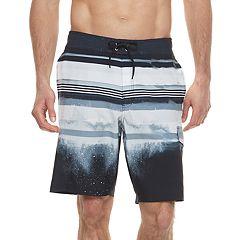 Big & Tall SONOMA Goods for Life™ Line Up Swim Trunks