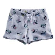 Disney's Minnie Mouse Baby Girl Print Shorts by Jumping Beans®