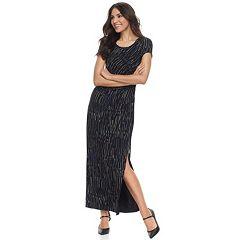 Women's Apt. 9® Ruched Maxi Dress