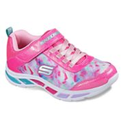Skechers S Lights Litebeams Dance Girls' Light-Up Sneakers