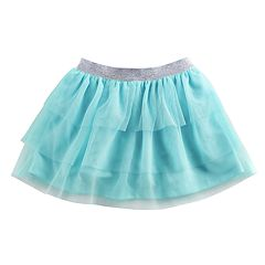 Toddler Girl Jumping Beans® Tiered Tutu Skort