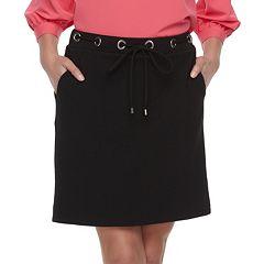 Women's Apt. 9® Grommet Skirt