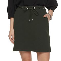 Women's Apt. 9® Grommet Skirt