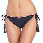 Women's Ibiza Crochet Tassel Bikini Bottoms
