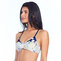 Women's Ibiza Floral Bikini Top