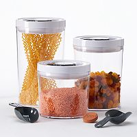 Food Network™ Keeper Food Storage Container Set