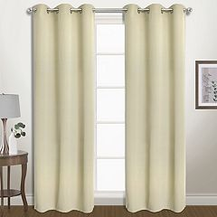 United Curtain Co. 2-pack Belize Blackout Window Curtains