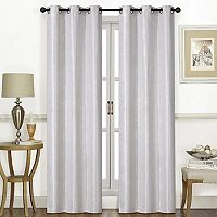 United Curtain Co. 2-pack Chandler Window Curtains