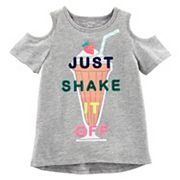 Girls 4-8 Carter's 'Just Shake It Off' Graphic Tee